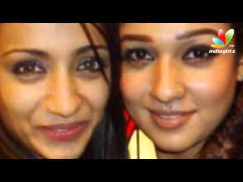 Nayantara Races Ahead Of Trisha   Raja Rani   Hot   Tamil Cinema News