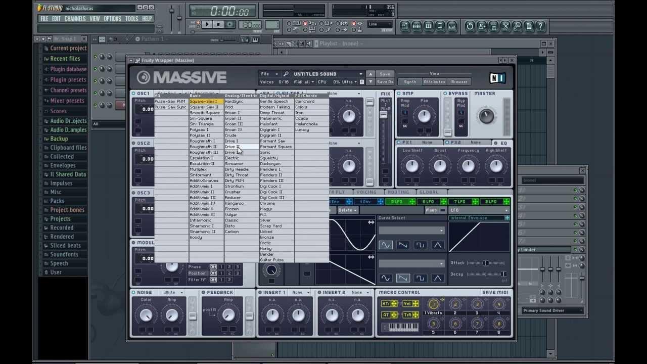 Download How to Make: Scream Bass, like Nero & Skrillex