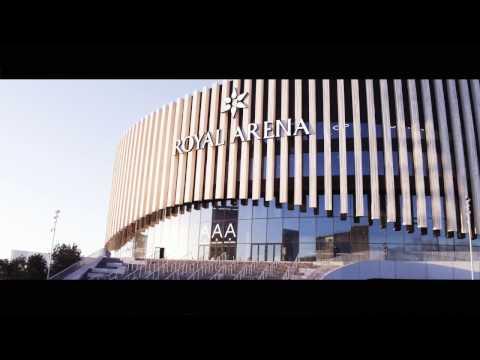 A tour of Royal Arena