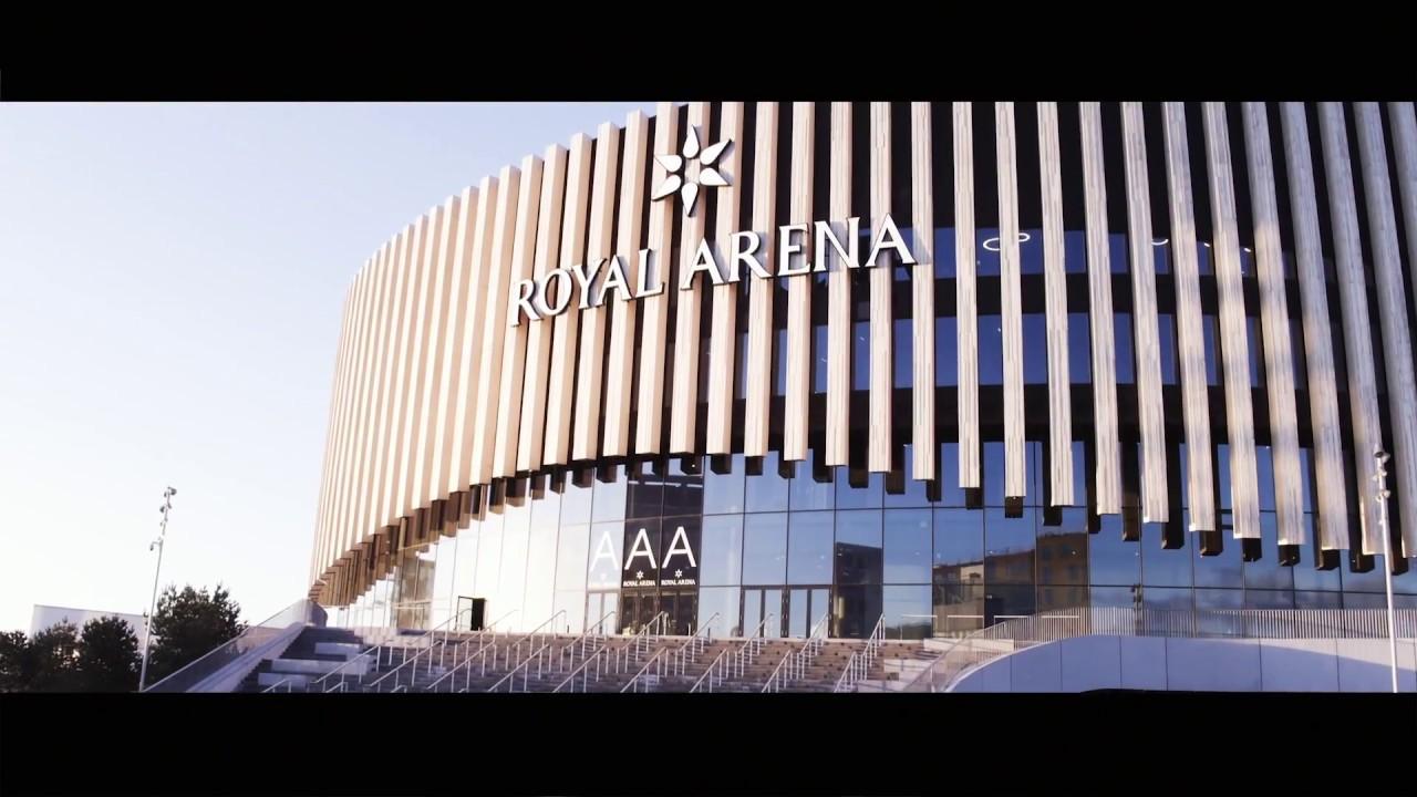 A tour of Royal Arena - YouTube