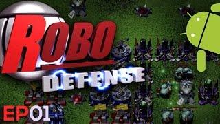 Robo Defense - Episode 01