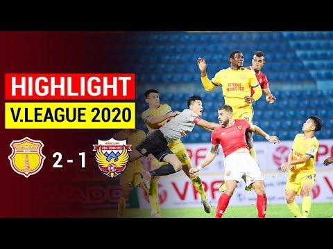 Nam Dinh Hong Linh Ha Tinh Goals And Highlights
