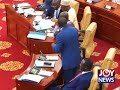 Ghana parliament debating on illegal mining very funny