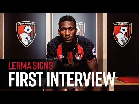The first interview | Jefferson Lerma