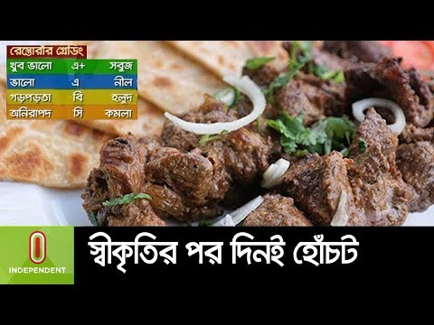 কেন ভোক্তা অধিকারের সঙ্গে নিরাপদ খাদ্যের প্রকাশ্য দ্বন্দ্ব? II Restaurant in Bangladesh