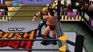 WCW/nWo Revenge - Diamond Dallas Page vs. Scott Hall