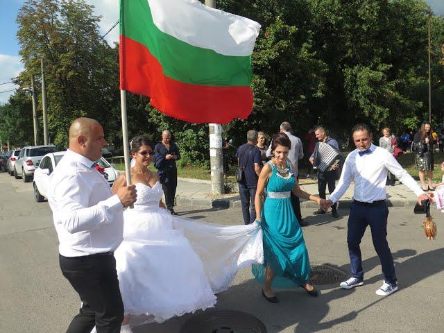 Фолклорен сватбен ритуал в кв. Славовци (НА ЖИВО)