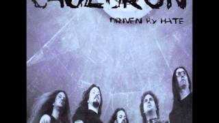 CAULDRON (Matt Barlow's 1st band) - 1.Driven by hate (demo)