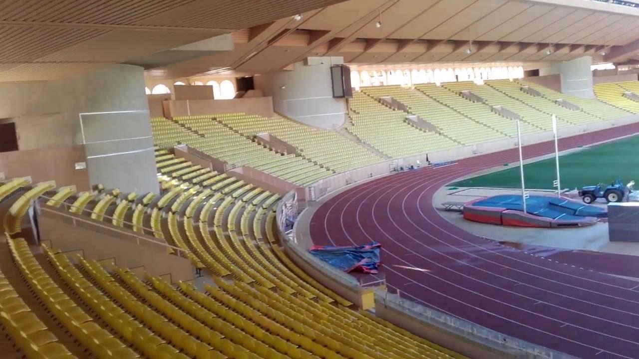 Stade Louis Ii As Monaco Monaco Stadion Ludwika Ii As