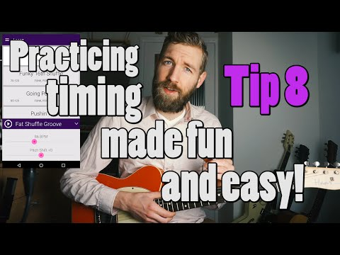 TOTW #8 | Improving your timing made fun and easy! | Rhythm and Timing |