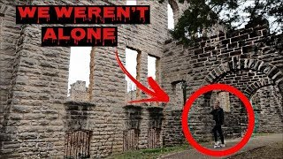 Exploring An Abandoned, Haunted CASTLE…