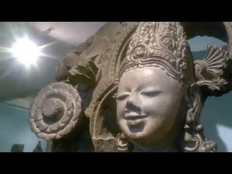 #IncredibleIndia : Surya Sculpture from Sun temple, Konark at National Museum