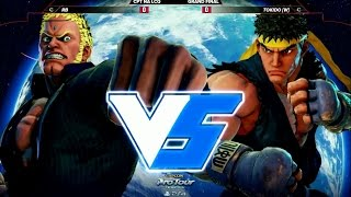 RB (Urien) vs Tokido (Ryu) - CPT North America - Last Chance Qualifier