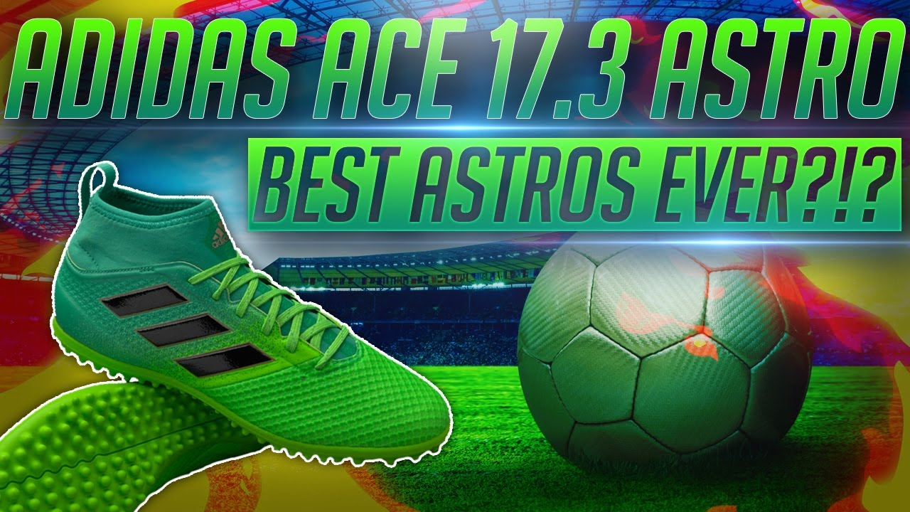 8780cca45799 ARE THESE THE BEST ASTROS EVER?!?    Adidas Ace 17.3 Primemesh ...