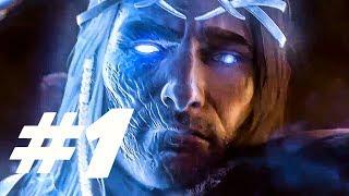 Прохождение Middle-earth Shadow of War Без Комментариев, [Заклятый Враг] Часть 1: Шелоб