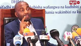Naibu Waziri Masauni ameagiza kukamatwa kwa Wamiliki wa PIKIPIKI