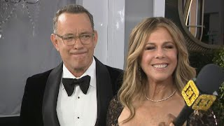 Tom Hanks Reveals the Moment He Knew Charlize Theron Was Going to Be a Star | Golden Globes 2020