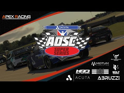 Acuta AOSC Super Series   Round 9 At Barcelona