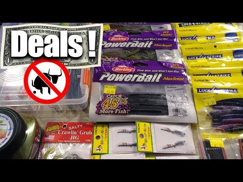 The Best Deals on Fishing Lures at Walmart – PowerBait and More!