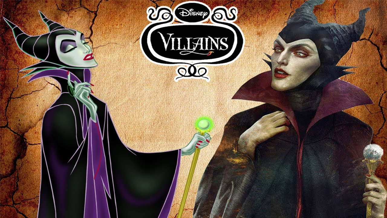 Disney Villains Characters In Real Life IRL - YouTube