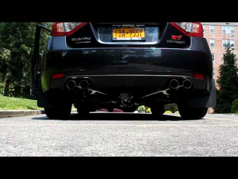 "AMR 3"" Turboback Exhaust"