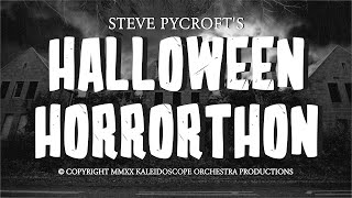 STEVE PYCROFT'S HALLOWEEN HORRORTHON