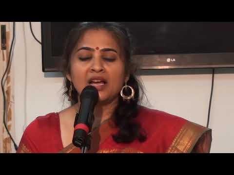 Download Sri Chakra Raja  Carnatic Music Concert by  Dr Sandhya Gopalakrishnan at Saket Pranaam M2U03920