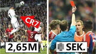 8 Fußballer, die unglaubliche Rekorde gebrochen haben