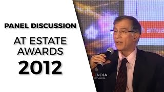 Panel discussion at Estate Awards 2012