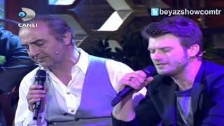 Yılmaz Erdoğan & Kıvanç Tatlıtuğ Tabip Sen Elleme (Bul Getir) - Beyaz Show 2013