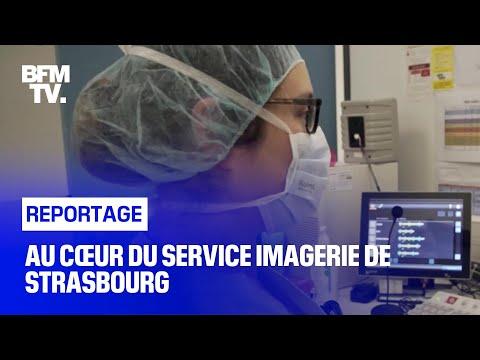 Au cœur du service imagerie de Strasbourg