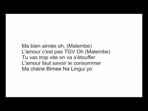 Dadju   Pause feat Kiff NO Beat Paroles