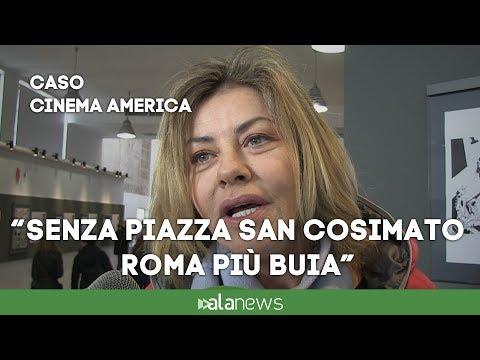 "Grimaldi: ""Senza Cinema America Roma più buia"""