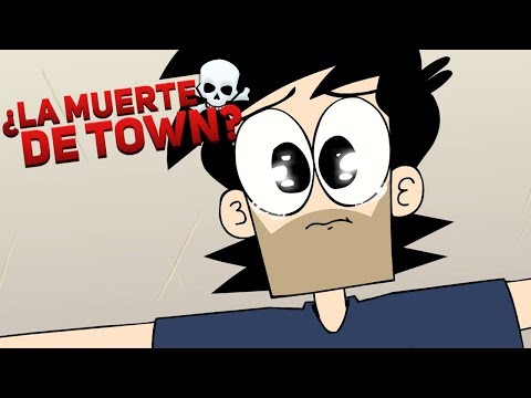 ANIMATOWN: ¿LA MUERTE DE TOWN? #7 - FINAL DE LA TEMPORADA 1 (SERIE ANIMADA)