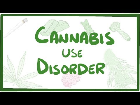 Cannabis Use Disorder - causes, symptoms, diagnosis, treatme