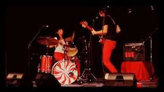 icky thump the white strokes white stripes cover