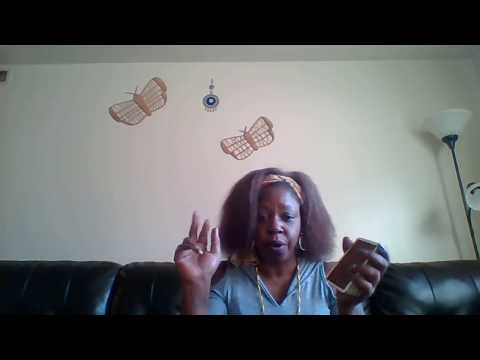 Kendrick Johnson Intuitive Tarot Reading...