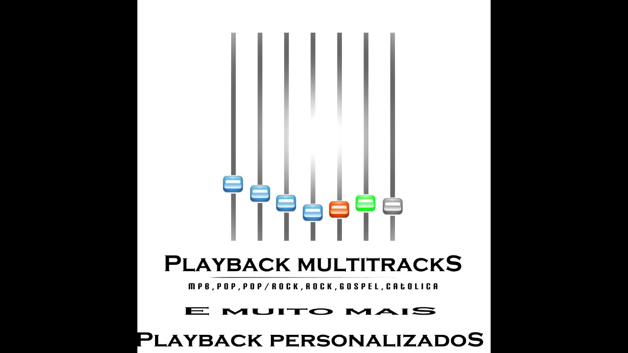 Playback Primeiros Erros Capital Inicial (Playback multitrackS)