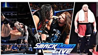 WWE Smackdown Live 02/05/2018 Highlights HD - WWE Smackdown 2 May 2018 Highlights HD