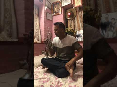 Kapil Das- Dil Hai Ki Manta Nahin/Hindi Song-Trumpet Cover