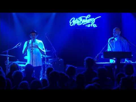 Ertebrekers Live at AB - Ancienne Belgique