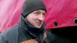видео Диагностика и ремонт грузовых прицепов на выезде