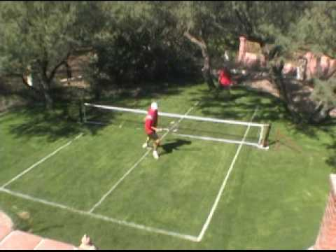 Ultimate Grass Tennis Returns