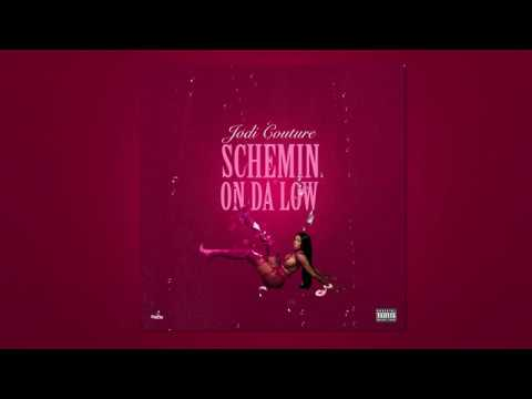 Jodi Couture- Schemin on the Low(Motion Cover Design)