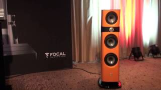 Son&Image 2015 - Best Sound nr4 - Micromega M1-Focal Sopra 2
