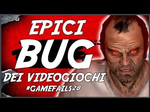 EPICI BUG DEI VIDEOGIOCHI #Game Fails 28