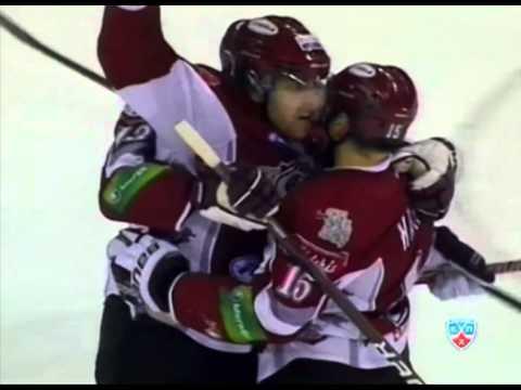 Новости хоккея на КХЛ ТВ от 10 января 2012 года