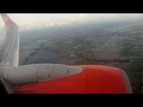 LANDING di Bandara Syamsudin Noor Banjarmasin