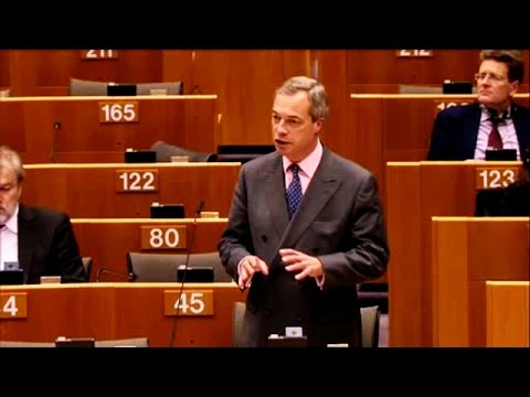 Rewarding Turkish blackmail is a dangerous game - UKIP Leader Nigel Farage