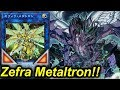 【YGOPRO】 Zefra Metaltron!! Zefra Link ARRIVED!! (TESTING NEW SUPPORT)